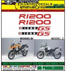 R1200 GS 2008 2012 BASIC