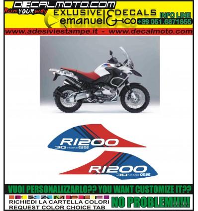 R1200 GS ADVENTURE 2011 30 YEARS GS