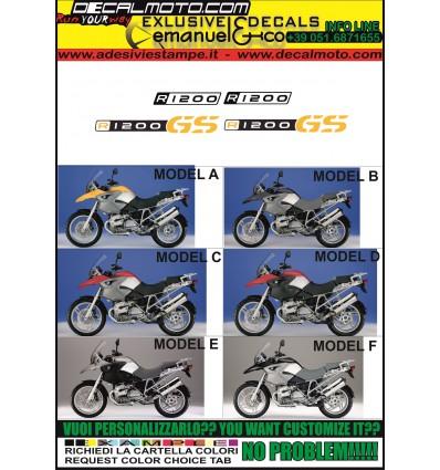 R1200 GS 2004 2007 BASIC