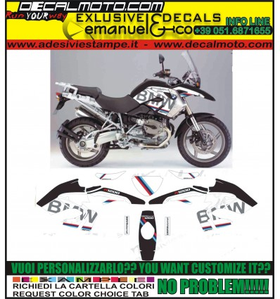 R1200 GS 2008 2012 MOTORRAD REPLICA