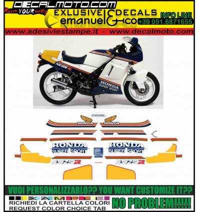 NSR 125 R SP 1992 ROTHMANS
