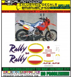 TUAREG 125 1989 RALLY