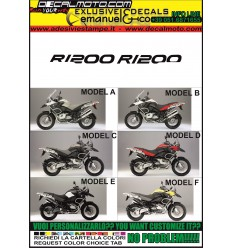 R1200 GS LC ADVENTURE 2006 2013 BASIC