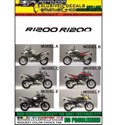 R1200 GS LC ADVENTURE 2006 2013 BASIC