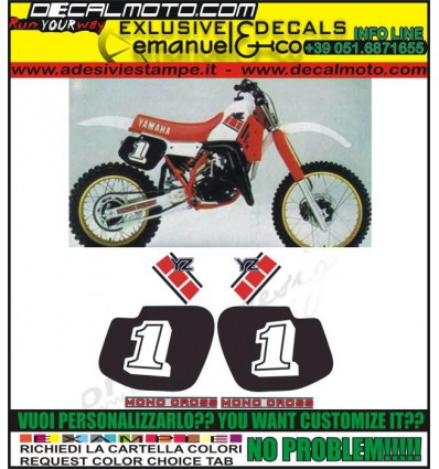 YZ 125 250 1985