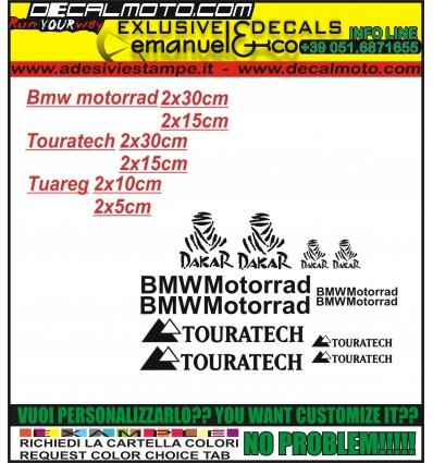 BMW MOTORRAD TOURATECH DAKAR