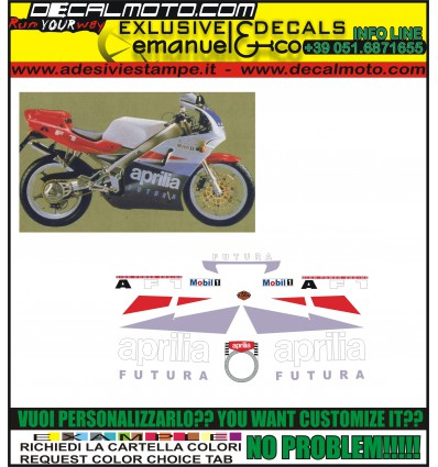 AF1 125 FUTURA 1990