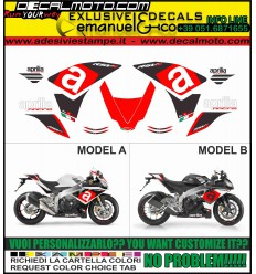 RSV4 REPLICA RR 2009 - 2014