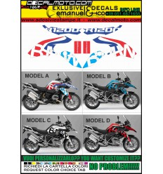 R1200 GS LC 2013 2016 sign