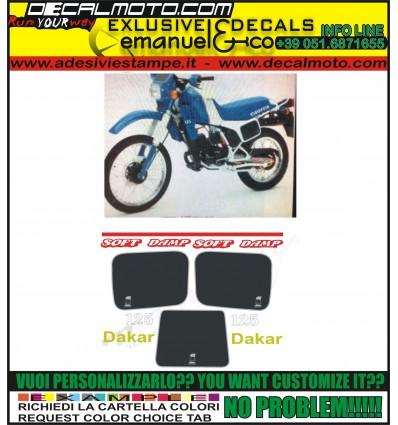 ELEFANT 125 1984 DAKAR