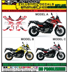 VSTROM DL 650 2017 - SIGN + XT