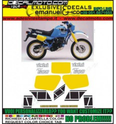 XT 600 Z TENERE 1984 34L