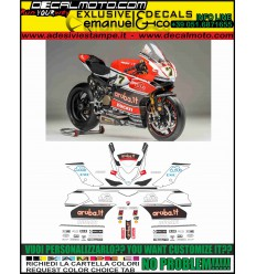 899 1199 PANIGALE WORLD SBK 2015 REPLICA