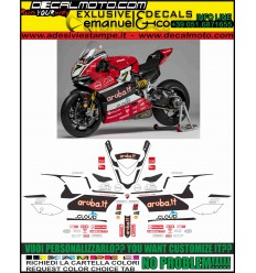 899 1199 PANIGALE WORLD SBK 2016 REPLICA