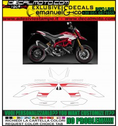 HYPERMOTARD 939 SP 2016 - 2018 FULL KIT NO PAINT