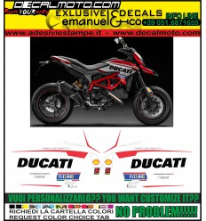 HYPERMOTARD 821 930 TRIBUTE MOTO GP