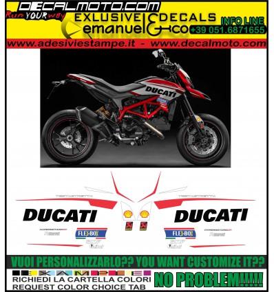 HYPERMOTARD 821 930 TRIBUTE MOTO GP