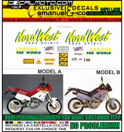 NORDWEST 350 600 1993 - 1994