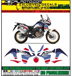 AFRICA TWIN CRF 1000 L TRIBUTE 1988