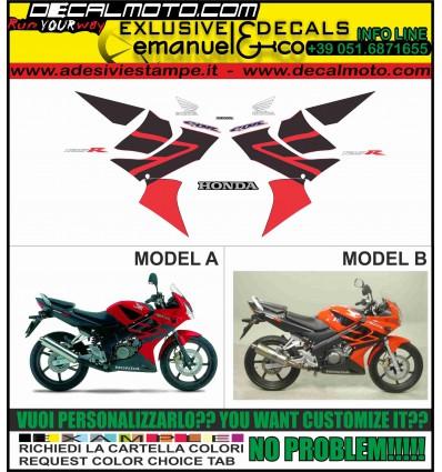 CBR 125 R 2004