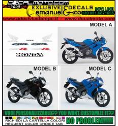 CBR 125 R 2004 - 2005