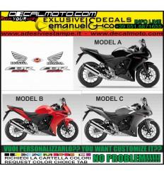 CBR 500 R 2013 - 2015