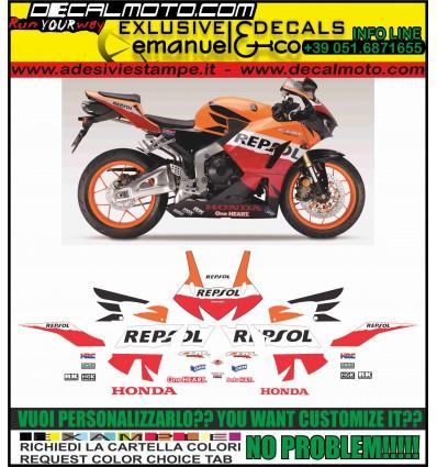 CBR 600 RR 2013 - 2016 REPSOL