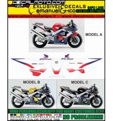 CBR 929 RR FIREBLADE 2000