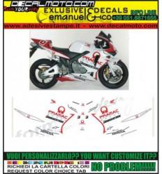 CBR 600 RR 2005 PRAMAC