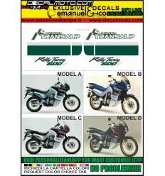 TRANSALP XL 600 V 1992 - 1993