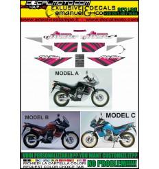 TRANSALP XL 600 V 1994 - 1995