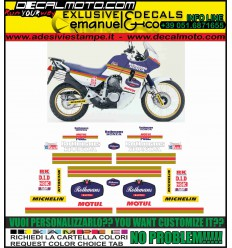 TRANSALP XL 600 V REPLICA ROTHMANS PARIS DAKAR