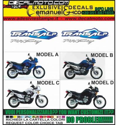 TRANSALP XL 650 V 2003 - 2004