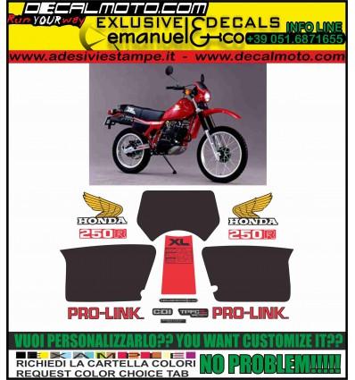 XL 250 R 1982