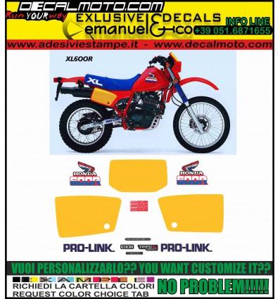 XL 600 R 1985