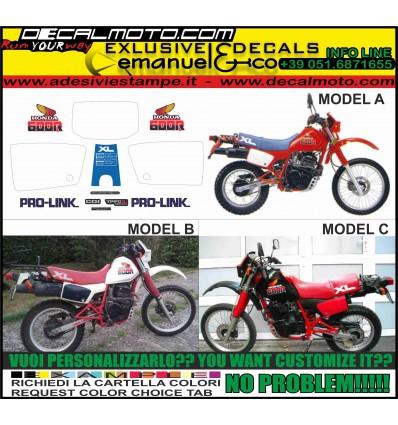 XL 600 RM 1986
