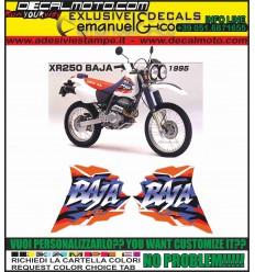 XR 250 BAJA 1995