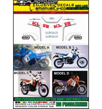 KLR 600 1986