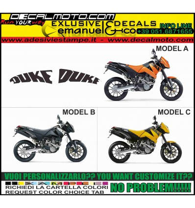 LC4 640 DUKE 2003 - 2004