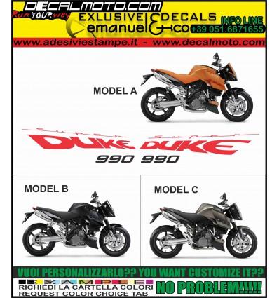 SUPER DUKE 990 2004 - 2006