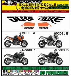 SUPER DUKE 990 2007 - 2010