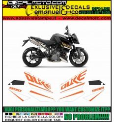 SUPER DUKE 990 2011 - 2012