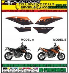 990 SUPERMOTO 2008 - 2010