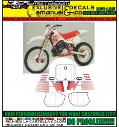 MX 125 250 300 500 1989