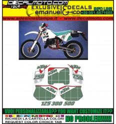 MX 125 250 300 500 1991