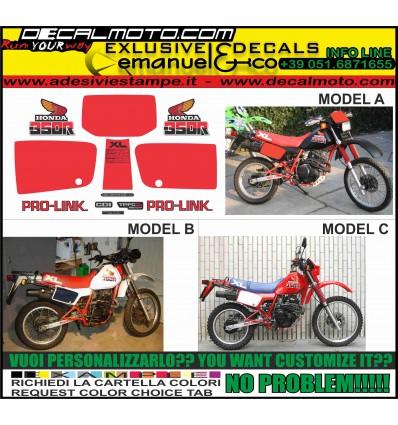 XL 350 R 1986