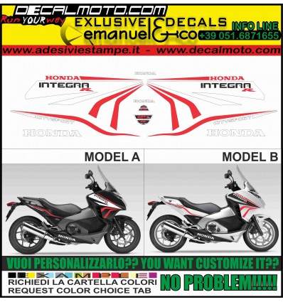 INTEGRA 700 2012 - 2013 R FORMANUDESIGN