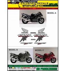 CBR 1100 XX 1997 - 1998