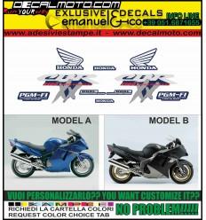 CBR 1100 XX 2001 - 2003
