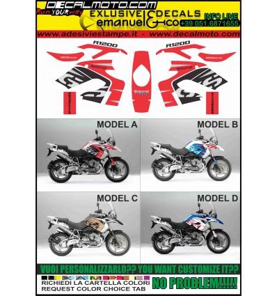 R1200 GS 2008 2012 WORLD REPLICA